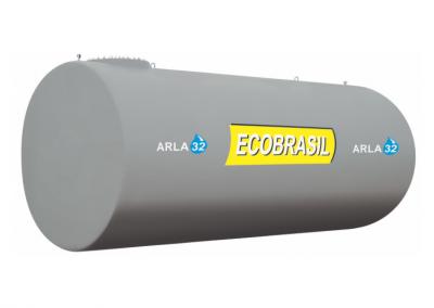Tanque Jaquetado Subterrâneo 3 Fases para Arla 32