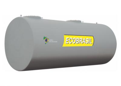 Tanque Jaquetado Subterrâneo para Combustível
