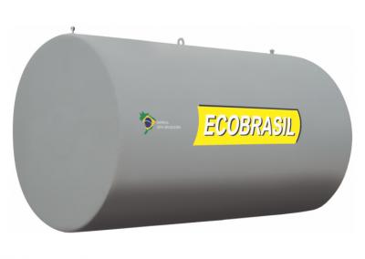 Tanque Jaquetado Subterrâneo para Óleo Usado